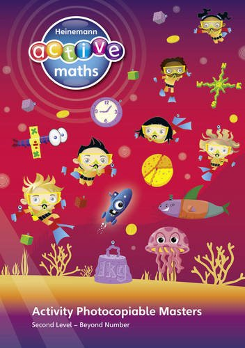 Heinemann Active Maths - Second Level - Beyond Number - Activity Photocopiable Masters ()