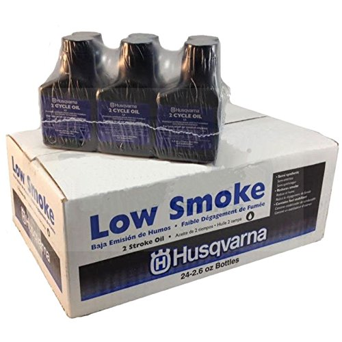 husqvarna-low-smoke-2-cycle-oil-26-oz-case-24-bottles-501-gal-mix