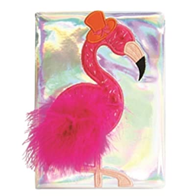 Danawares Flamingo Shiny Notebook Age/Grade 3+: Toys & Games