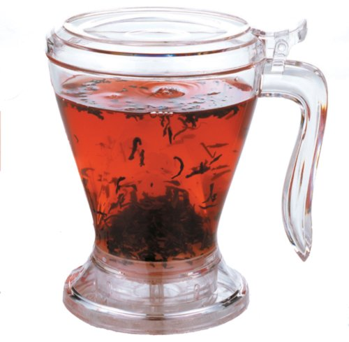 Teaze Tea Infuser - Tea Pot For Cup Or - Loose Tea Brewer Leaf