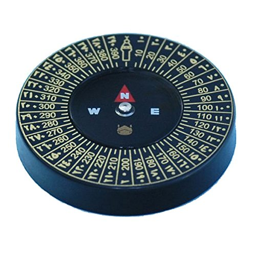Small Qibla Liquid Damped Compass