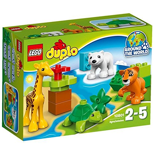 LEGO DUPLO Baby Animals (10801)