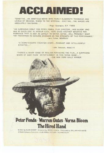 Amazon.com: Póster de la película La mano contratada (27 x ...