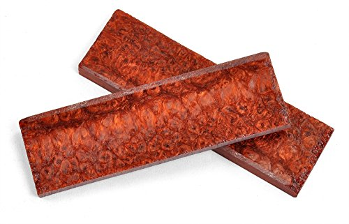 """Copper Polypearl Scales -- 5"""" x 1-1/2"""" x 3/8"""" (Pair of 2)"""