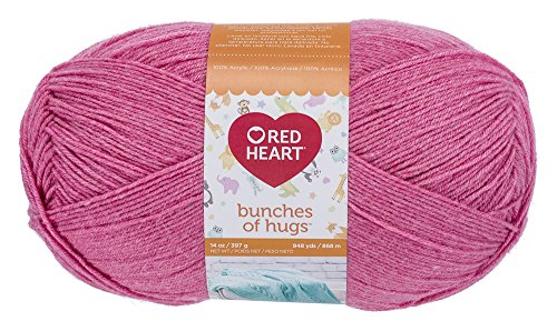 Red Heart Bunches of Hugs Yarn, Lollipop - Red Heart Lollipops