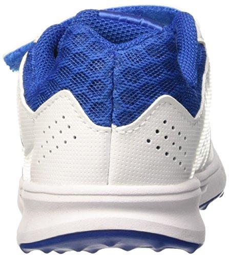adidas LK Sport 2 CF K, Zapatillas de Running Unisex Bebé Blanco / Azul (Ftwbla / Azuimp / Eqtazu)