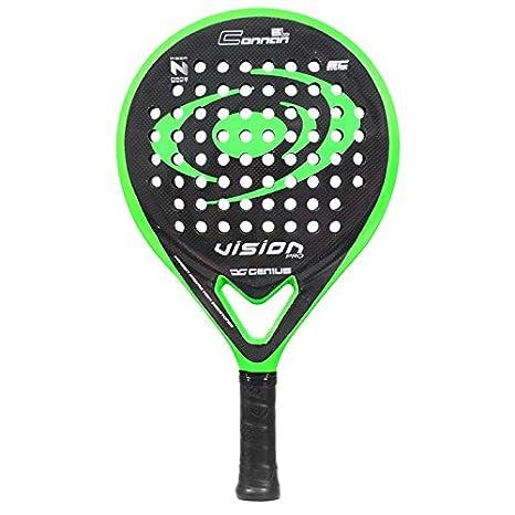 Vision - Pala de pádel Connan BL 1.5: Amazon.es: Deportes y ...