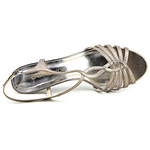 Caparros - Sandalias de vestir para mujer gris (mushroom)