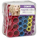 Conair Magnetic Rollers, 0.64 Pound