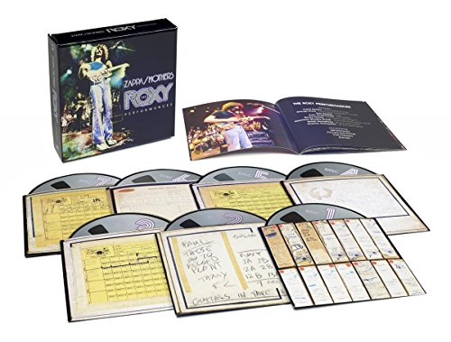The Roxy Performances [7 CD][Box Set] ()