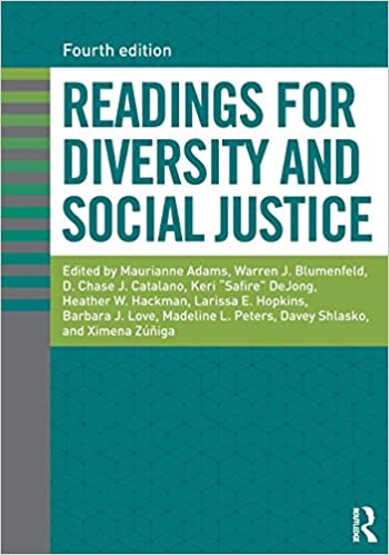 Readings for diversity and social justice / edited by Maurianne Adams