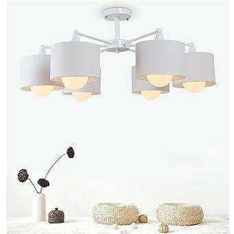 Fantastisch Weiß Eigenschaften Wohnzimmer Koreanische Snack Minimalistischem Nordic  Eisen Cafe Restaurant Decken