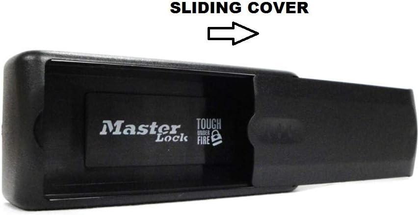 207EURD Master Lock Magnetic Key Box