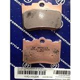 Performance Machine 0052-1602DS Brake Pads 125x4R (PM 0052-1602DS)