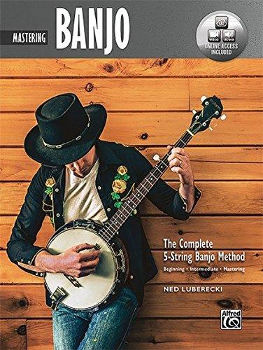 Complete 5-String Banjo Method: Mastering Banjo, Book & Online Audio & Video (Complete Method) ()
