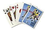 Switzerland - New York Rangers - Boston Bruins - (artist: Penet c. 1959) - Vintage Advertisement (Playing Card Deck - 52 Card Poker Size with Jokers)
