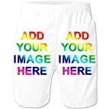 UC-DIY Printing Custom Waterproof Board Shorts For Man,Printing Breathable Swimwear Shorts Swim Trunks For Home