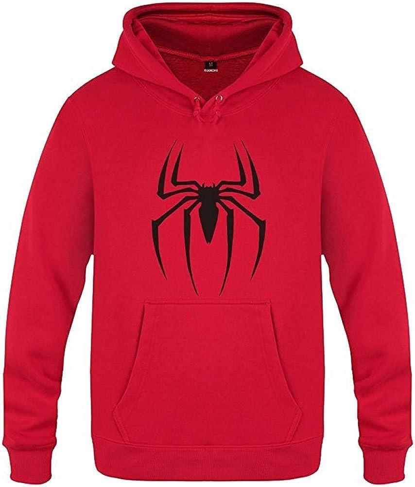 zhaokai Hooded Pullover Sweatshirt for Men