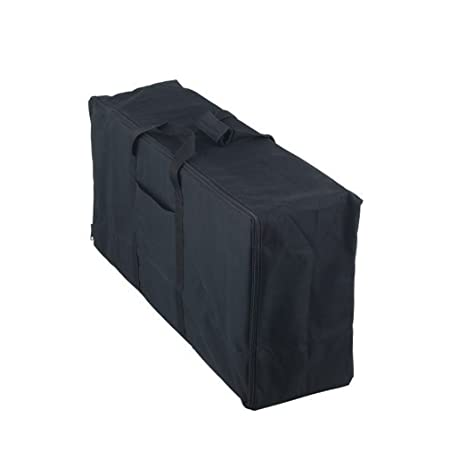 Stanbroil Heavy Duty Stove Carry Bag for Camp Chef Double Burner Cooker Grills Other Similar Size Burners, Black