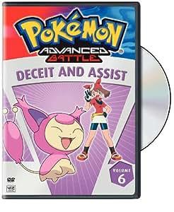 Pokemon Advanced Battle, Vol. 6: Deceit and Assist