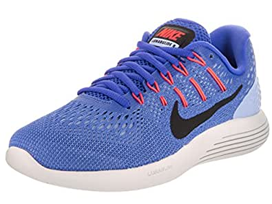 Amazon.com | Nike Womens Lunarglide 8 Medium Blue/Black