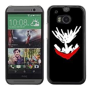 Be Good Phone Accessory // Dura Cáscara cubierta Protectora Caso Carcasa Funda de Protección para HTC One M8 // Mushroom Psilocybin Drawing