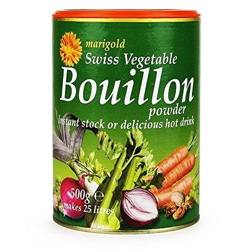 Marigold Veg Bouillon Powder 500g