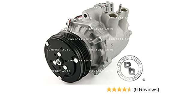 2003 2004 2005 Honda Civic Hybrid Brand New AC Compressor With 1 Year  Warranty