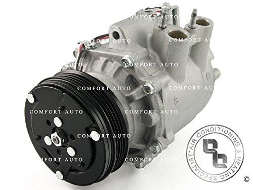 2003 2004 2005 Honda Civic Hybrid Brand New AC Compressor With 1 Year Warranty