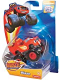 Blaze y los Monster Machines de Nickelodeon - Coche Blaze, Color Rojo (Mattel CGF21)