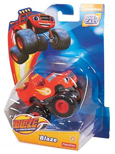 Fisher Price Nickelodeon Blaze Monster Machines
