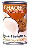 Chaokoh Coconut Milk - 5.6 oz. (Pack of 6)