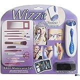 EPILATEUR DE VISAGE WIZZIT-EPIL TOUCH HAIR REMOVER NEUF+SET MANUCURE CADEAUX