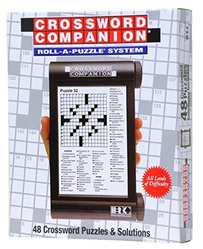 Crossword Companion (Roll-a-Puzzle (Crossword Puzzle Game)