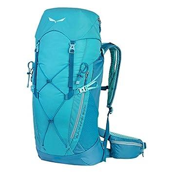 new product a6b71 c4e5b Salewa – Rucksack Alp Trainer 30 + 3L Damen, blau, one Size ...