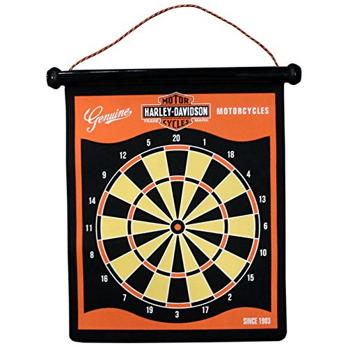 ハード ダーツボード HARLEY-DAVIDSON Magnetic dartboard set 66946