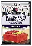 The Great British Baking Show, Season 5 (UK Season 3) DVD