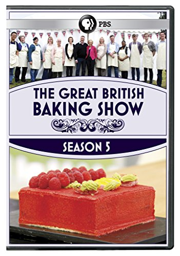 The Great British Baking Show, Season 5 (UK Season 3) DVD by PBS Distribution