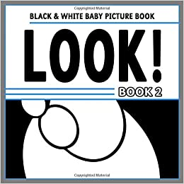 black and white baby books amazon