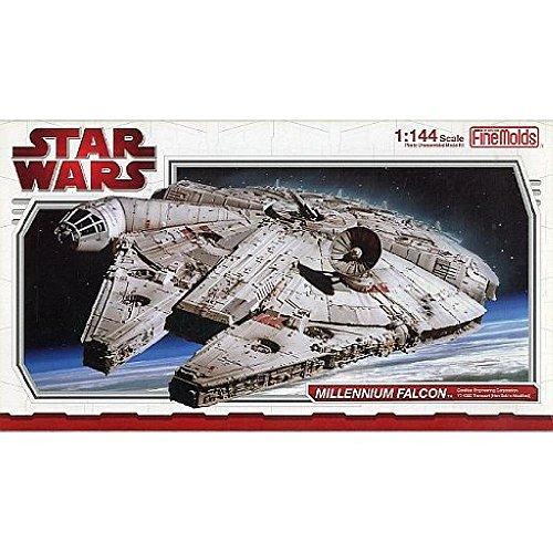 Fine Molds 1/144 Millennium Falcon [Star Wars] [sw-11] Japan used good (Fine Molds Millennium Falcon)