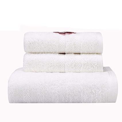 LOF-fei Juego de Toallas de baño(1) Toallas de baño y(