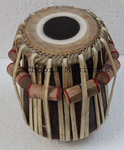 Handmade Tabla Full Tunned with Handmade Professional Puri Chopra Brand by Chopra
