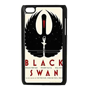 Black Swan iPod Touch 4 Case Black