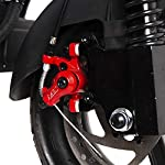 URBIKES-UBSC03-Monopattino-Elettrico-Pieghevole-Scooter-Elettrico-Velocita-Massima-30kmh-40Km-di-Autonomia-Motore-500W-3-Livelli-di-Velocita-Unisex