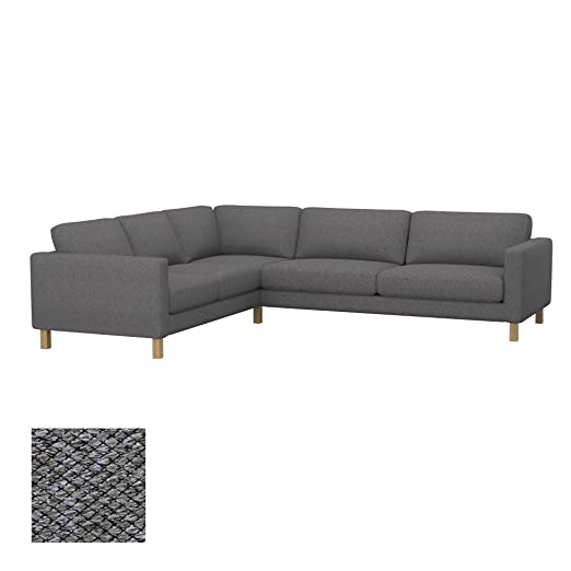 Amazonde Soferia Bezug Fur Ikea Karlstad 3223 Ecksofa Nordic