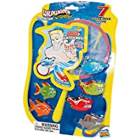 Wildwater Scrambler Diving Fish Game