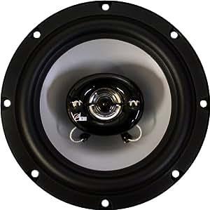Bass Inferno Bi60Hp - Altavoces coaxiales para coche de 500W, gris