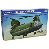 Trompetista 1/72 CH47D Chinook Helicopter