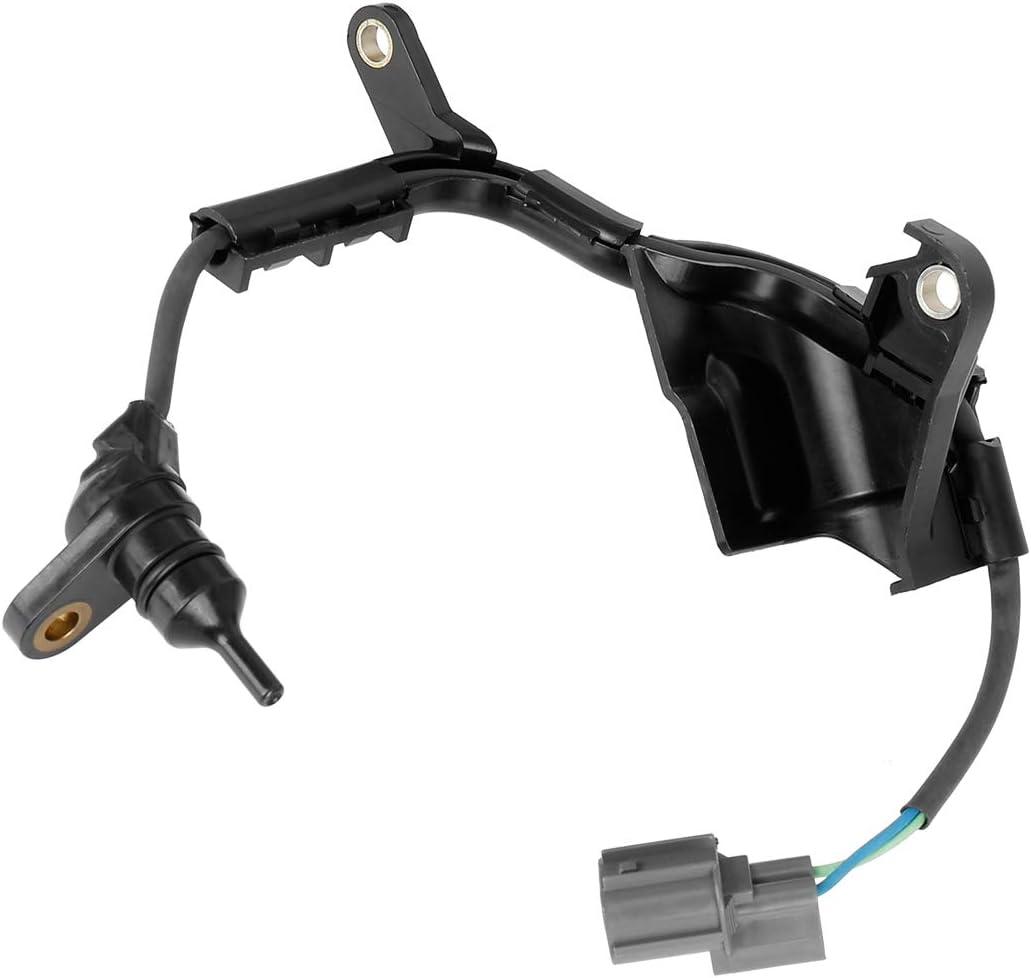 X AUTOHAUX 28650-RAY-004 Car Oil Temperature Sensor Black for Honda Pilot 2003-2004