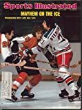 Sports Illustrated May 6 1974 Flyers & Rangers